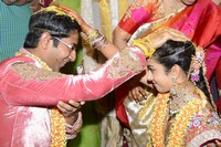 Balakrishna Daughter Tejaswini Wedding Gallery