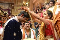 Balakrishna Daughter Tejaswini Wedding Pics