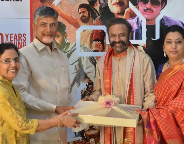 Balakrishna 60th Birthday Celebrations