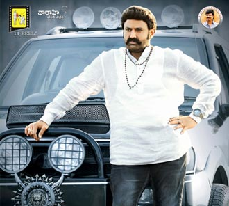 Balakrishna Stills at Legend