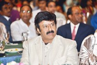 Balakrishna at NATS 2013 Sambaralu