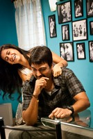 Break Up Movie Stills