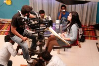 Break Up Working Stills