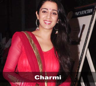 Actress Charmi Gallery