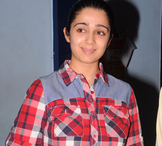Actress Charmi Latest Stills