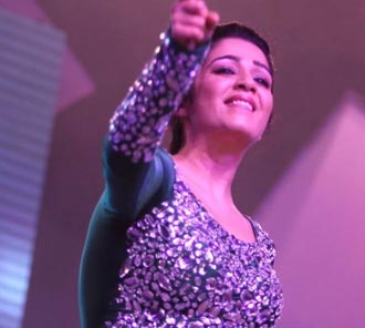 Charmi Dance at Country Club