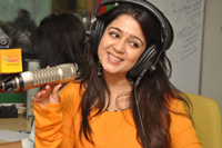 Charmi at Radio Mirchi Photos