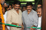 Chiranjeevi Launched Kairali Health Spa Photos