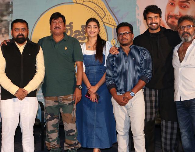 College Kumar Movie Teaser Launch