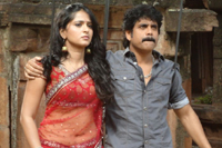 Damarukam New Working Stills