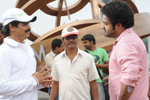 Dammu Movie Working Stills