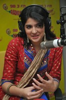 Deeksha Seth at Radio Mirchi