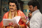 Devaraya Working Stills