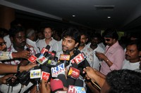 Eega Team at Bhramaramba Theatre