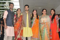 Esha Deol Mehendi Ceremony Photos