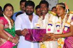 Ganja Karuppu Manager Wedding Photos