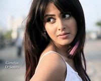Genelia Beautiful Wallpapes