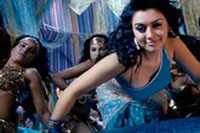 Hansika Hot Navel Photos