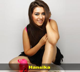 Actress Hansika Latest Gallery