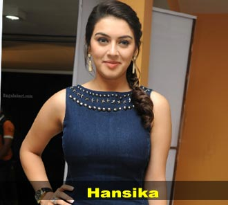 Hansika Stills at Biriyani Audio