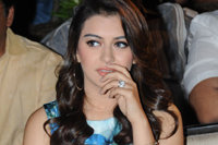 Hansika at Something Something Audio