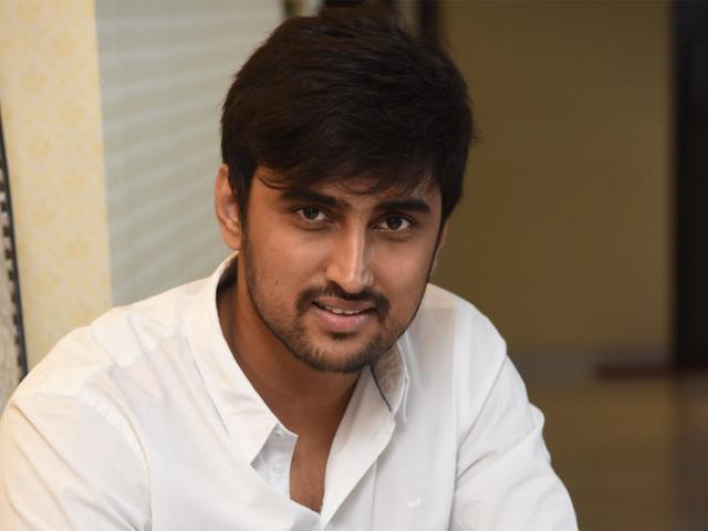 Hero Harish Vaisakham Interview Photos