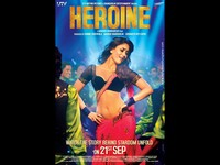 Heroine Movie First Look