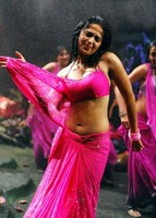 Actress Hot Navel Show Photos