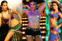 Tollywood Hot Actress Item Song Stills
