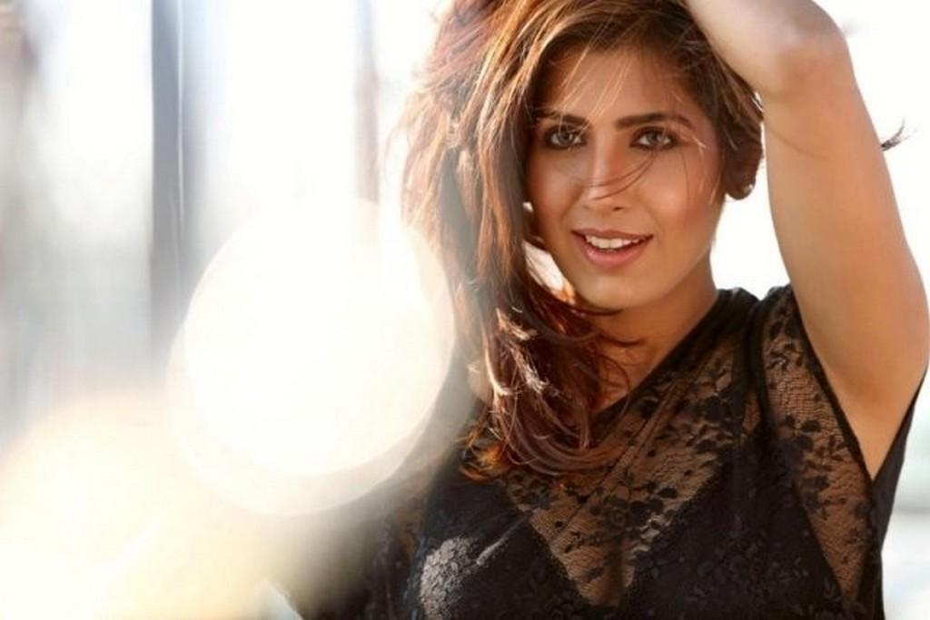 Lakshmi Iyer hot cleavage photos