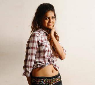 Sobha Hot Navel Show Photos