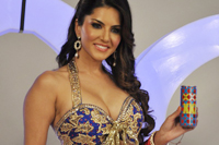 Sunny Leone Spicy Energy Drink Photoshoot