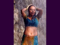 Hot Actress Wet