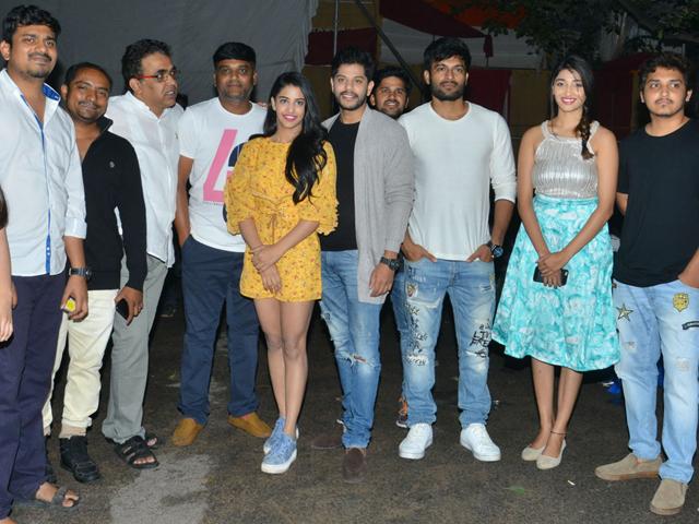 Husharu Movie Success Celebrations
