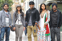 Iddarammayilatho New Working Stills