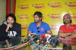 Julayi Movie Team At Radio Mirchi
