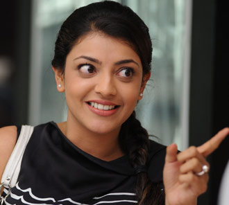 Kajal Agarwal Latest Stills Pics