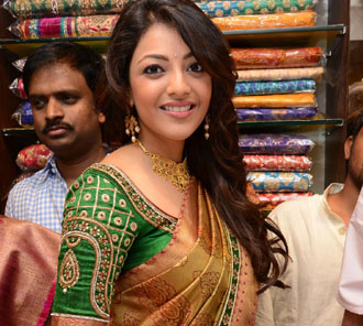 Kajal Saree Gallery