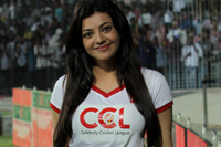 Kajal Stills in CCL3
