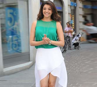Kajal Stills in Yavadu