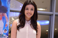 Kajal at Baadshah Success Meet