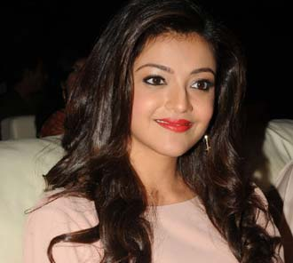 Kajal at Tollywood Cinema Channel