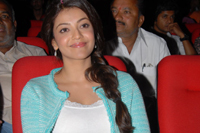 Kajal Agarwal at Thupaki Audio Release