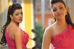 Kajal Stills in Red Dress