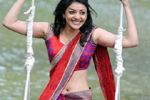 kajal Half Saree Photos