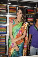 Kajal Agarwal at Kalanikethan Show Room Launch