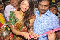 Kajal Launches The Chennai Shoping Mall