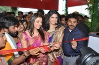 Kajal at Kalamandir New Store Launch