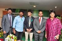 Kalyan Ram at Apollo Hepatitis Awareness Campaign