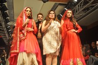 Kingfisher ULTRA Hyderabad International Fashion Week 2014 Day 1